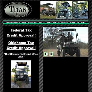 Titan UTV Texas