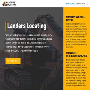 Landers Locating, Lubbock, Texas