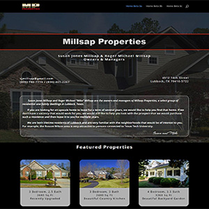 Millsap Properties, Lubbock, Texas
