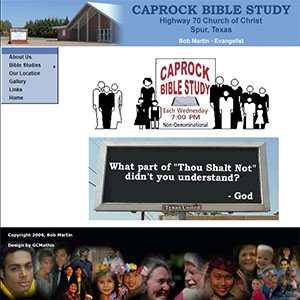 Caprock Bible Study