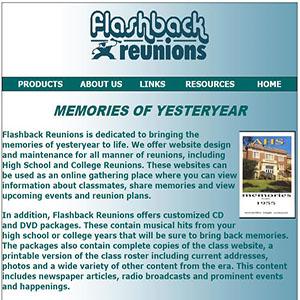 Flashback Reunions Texas