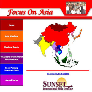 Focus on Asia