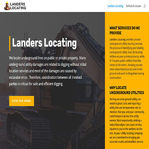 Landers Locating, Lubbock, Texas